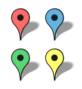 map icon markers